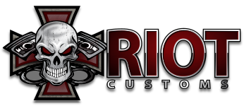 Riot Custom Accessories - Website Logo