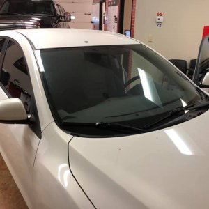50% Window Tint Ohio