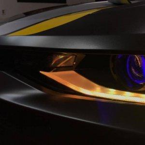 Riot 2SS Voss Chevrolet Custom DRL Demon Eyes